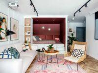 Интерьер месяца: маленькая квартира в стиле бохо
