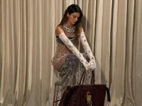 Исторический момент: новое «голое» платье Кендалл Дженнер, расшитое кристаллами