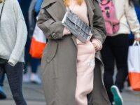 Как одеваются стильные беременные девушки? Показывает Эльза Хоск