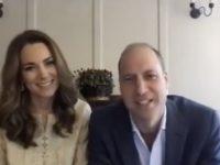 Кейт Миддлтон неожиданно вышла в свет в «свадебной» тунике