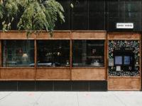 Кофейный киоск Dark Horse в Торонто