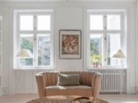 Квартира модельера Бритт Сиссек в Копенгагене