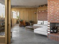 Квартира в старой мастерской в Испании