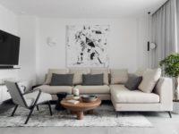 Легче воздуха: уютная квартира 70 м² в Минске
