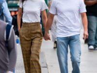 Любовь в большом городе: Кэти Холмс и Эмилио Витоло не могут расстаться ни на минуту