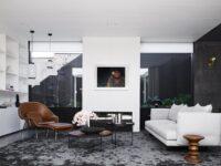 Минималистский дом в Австралии по проекту Madeleine Blanchfield Architects