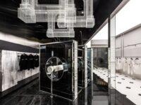 Монохромный бутик ADLV в Сеуле