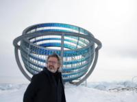 Новый арт-объект Олафура Элиассона в горах Тироля