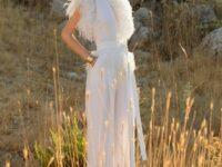 Полсотни самых красивых платьев будущей весны в коллекции Elie Saab SS21