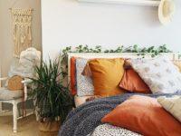 Спальня в стиле бохо: идеи оформления