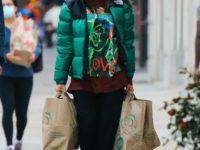 Стиль и комфорт: Эмили Ратаковски показала, как одеваться в прохладную погоду