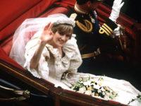 Сто метров кремового шелка и кружева: как свадебное платье принцессы Дианы «перешили» в «Короне»
