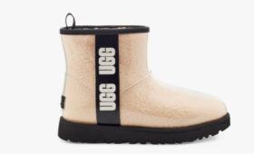 UGG выпустил непромокаемые ботинки