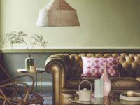 Увеличить комнату с помощью краски: 8 идей