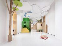 Волшебный лес: детский сад в Китае