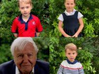 Все в сборе и даже малыш Луи: Кенсингтонский дворец опубликовал видео с королевскими детьми