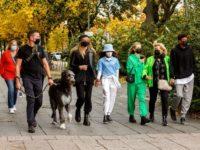 Все в сборе: Хайди Клум и ее большая семья в Берлине