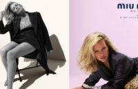 Хлоя Севиньи, Ким Бейсингер и Эмма Коррин снялись в новой кампании Miu Miu