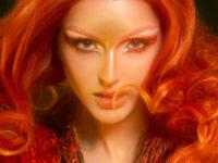 Хозяйка Медной горы, Жар-Птица, русалка: 4 бьюти-образа сказочных персонажей на Хэллоуин