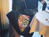 Юбка с аппликацей, it-bag и самая модная обувь этой осени: Наталья Водянова собрала все тренды в одном образе