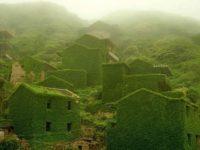 Заброшенная рыбацкая деревня в Китае: 10+ впечатляющих фото