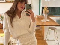 5 свитеров на замке как у француженки Жюли Феррери