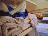 Боковая полка: модная инспирация для тех, кто любит романтику поездов
