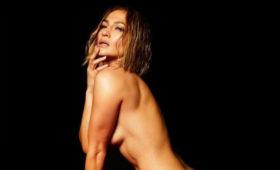 Дженнифер Лопес снялась обнаженной для обложки нового сингла «In The Morning»