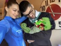 Джиджи Хадид и Зейн Малик впервые поделились семейным фото