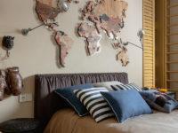 Географические предметы декора в интерьере: 15+ идей