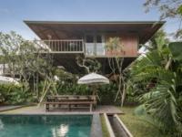 Гостевой дом в джунглях Бали