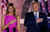 Карточный домик: Мелания Трамп собирается издать мемуары о жизни в качестве Первой леди