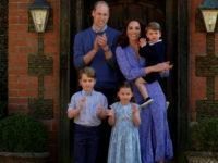 Кейт Миддлтон и принц Уильям провели отпуск на необычном острове