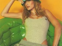 Когда можно показать боди целиком: откровенный образ Хейли Бибер