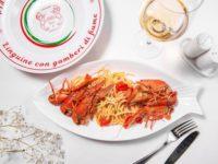 Когда хочется чего-то особенного, приготовьте на ужин лингвини с раками по рецепту итальянского шеф-повара
