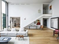 Квартира для семьи коллекционеров в Мадриде