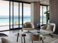Квартира в светлых тонах в Майами-Бич