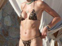 Леопардовое бикини— самый горячий пляжный тренд был, есть и будет— доказывает Алессандра Амбросио