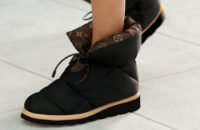 Louis Vuitton представил ботинки-подушки