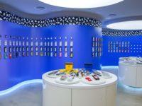 Магазин CASETiFY Studio в Гонконге по дизайну Гарри Нуриева