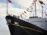 На борту королевской яхты Britannia из сериала «Корона»