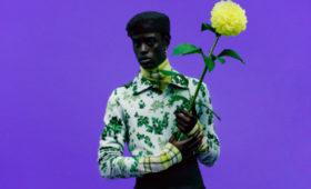 Новую кампанию Dior Men вдохновили работы художника из Ганы Амоако Боафо