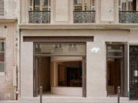 Парижский ресторан по дизайну Neri & Hu