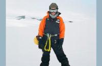Певица Лорд выпустит книгу о своем путешествии по Антарктике