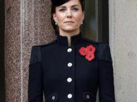 Сама элегантность: Кейт Миддлтон впервые после начала пандемии объединилась с королевской семьей