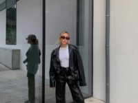 Стилист София Коэльо нашла кроссовки, которые подойдут под все осенние образы