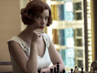 Вдохновение кино: костюмы Ани Тейлор-Джой в сериале «Ход королевы»