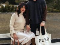 Везде вместе: Приянка Чопра и Ник Джонас участвуют в кампании Feed