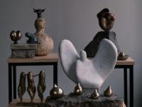 Выставка петербургских скульпторов в Flor et Lavr Gallery
