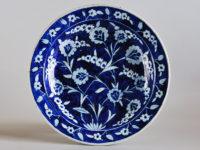 Выставка турецкой керамики в Музее Востока